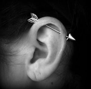 Industrial piercing, mijn ervaring.