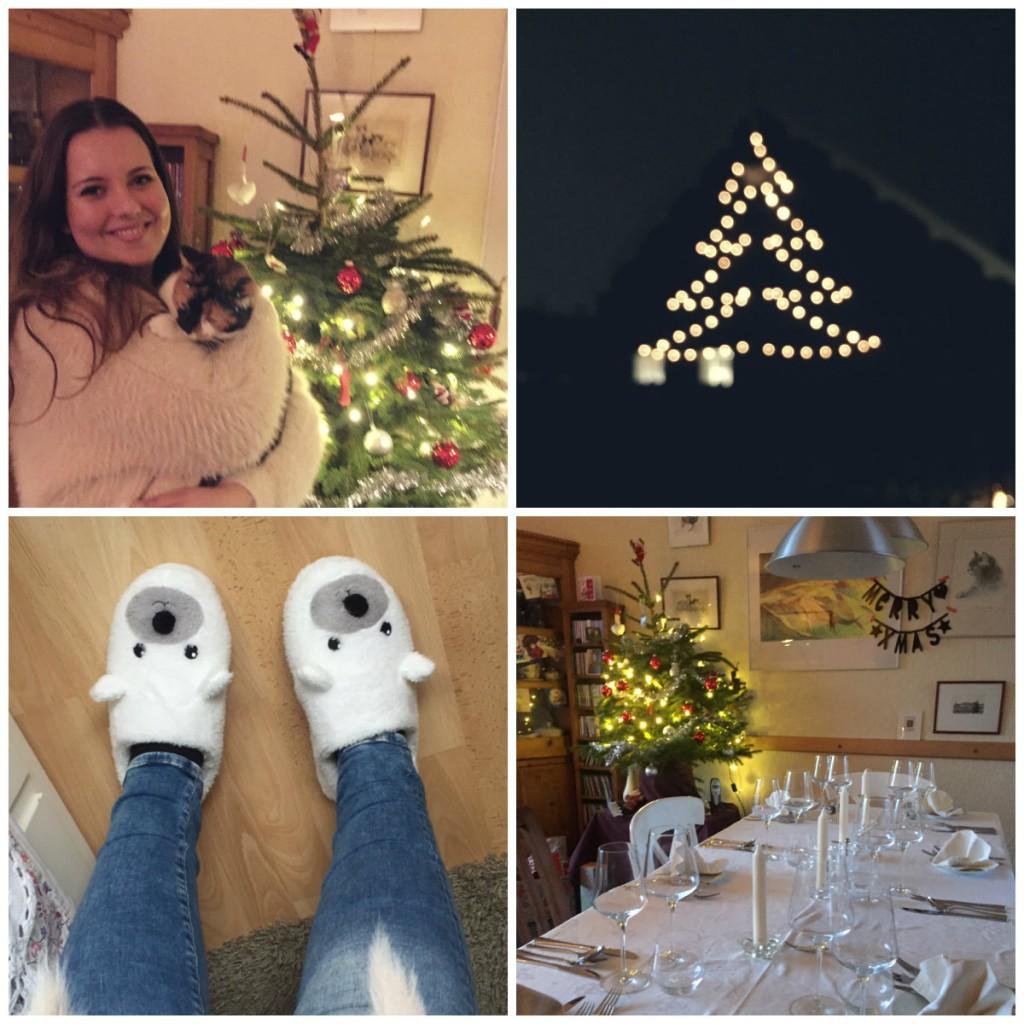 collage december