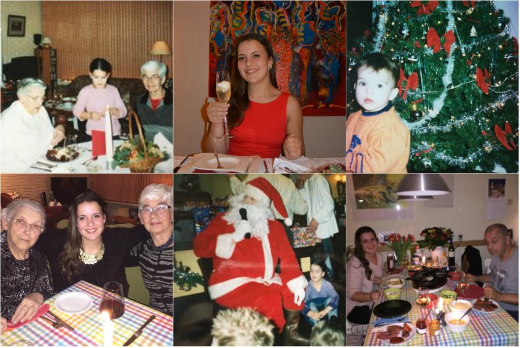 mijn mooiste kerstherinneringen collage