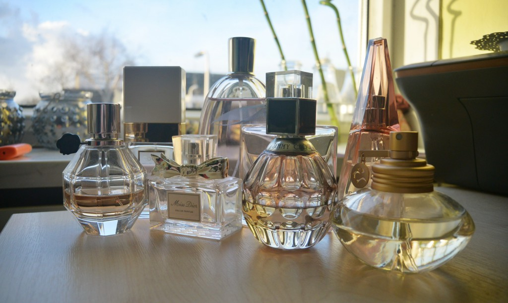 Mijn parfum stash – Budget + high end