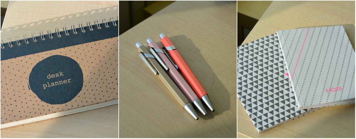 hema shoplog stationery