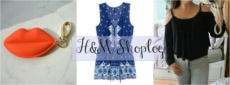 H&M Shoplog (met Coachella items!)