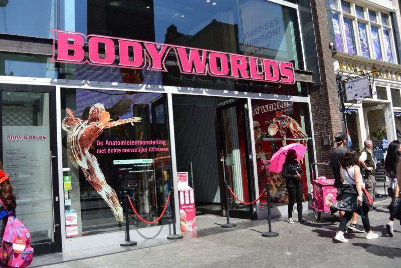 Body Worlds Amsterdam: bizar & mooi tegelijk