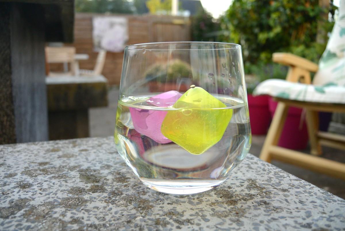 Short tip: Herbruikbare ijsblokjes