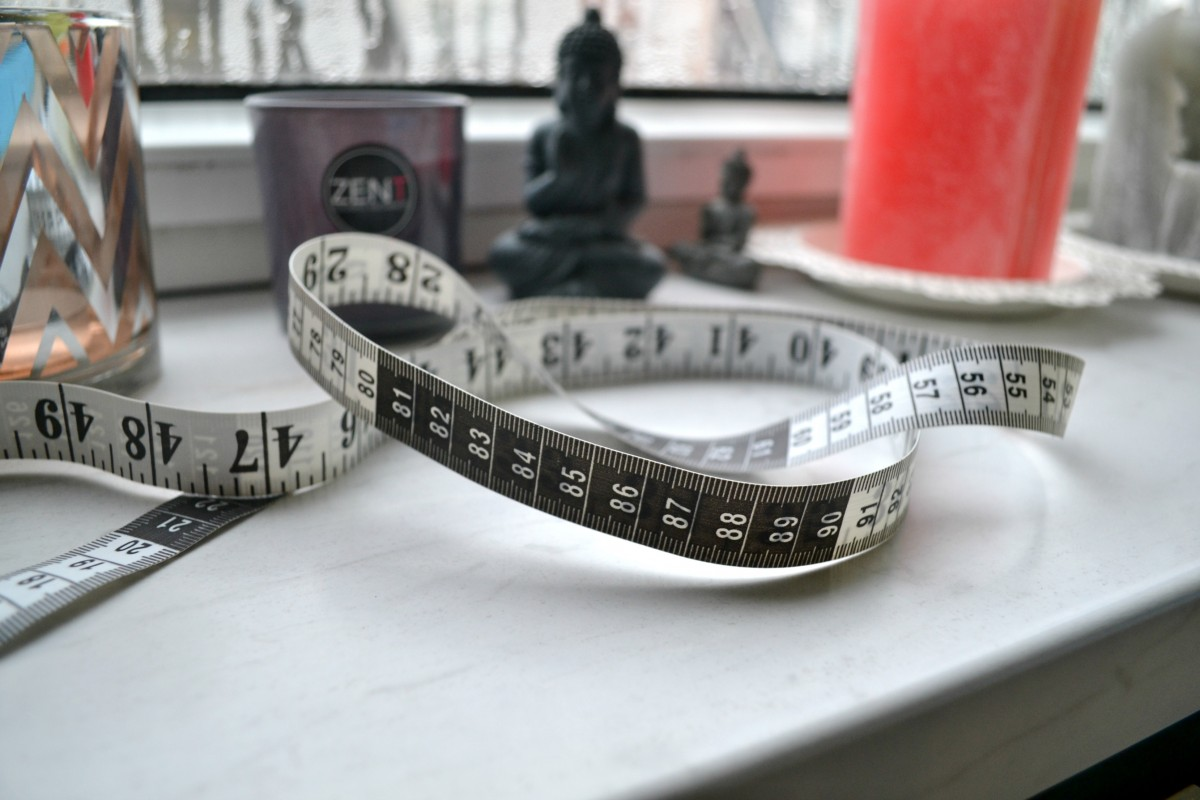 15 kilo afgevallen