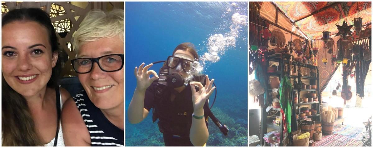 Onze vakantie in Egypte – Deel 2