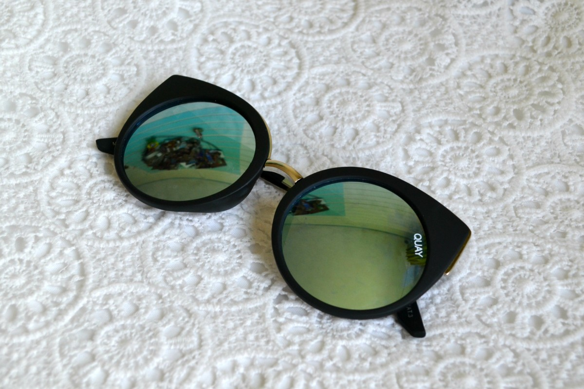 quay zonnebril