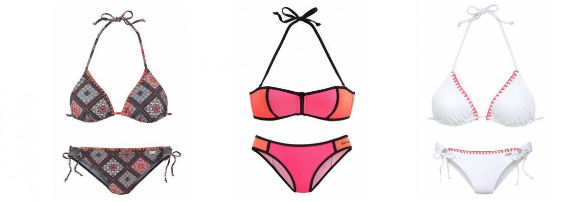 je zeker voelen in bikini