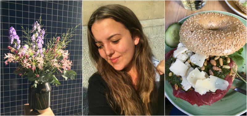 DIARY week 37 | Weekje school, lunchen & pizza met aardbeien
