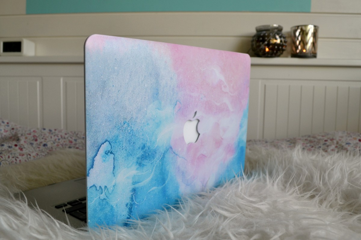 macbook cover van AliExpress