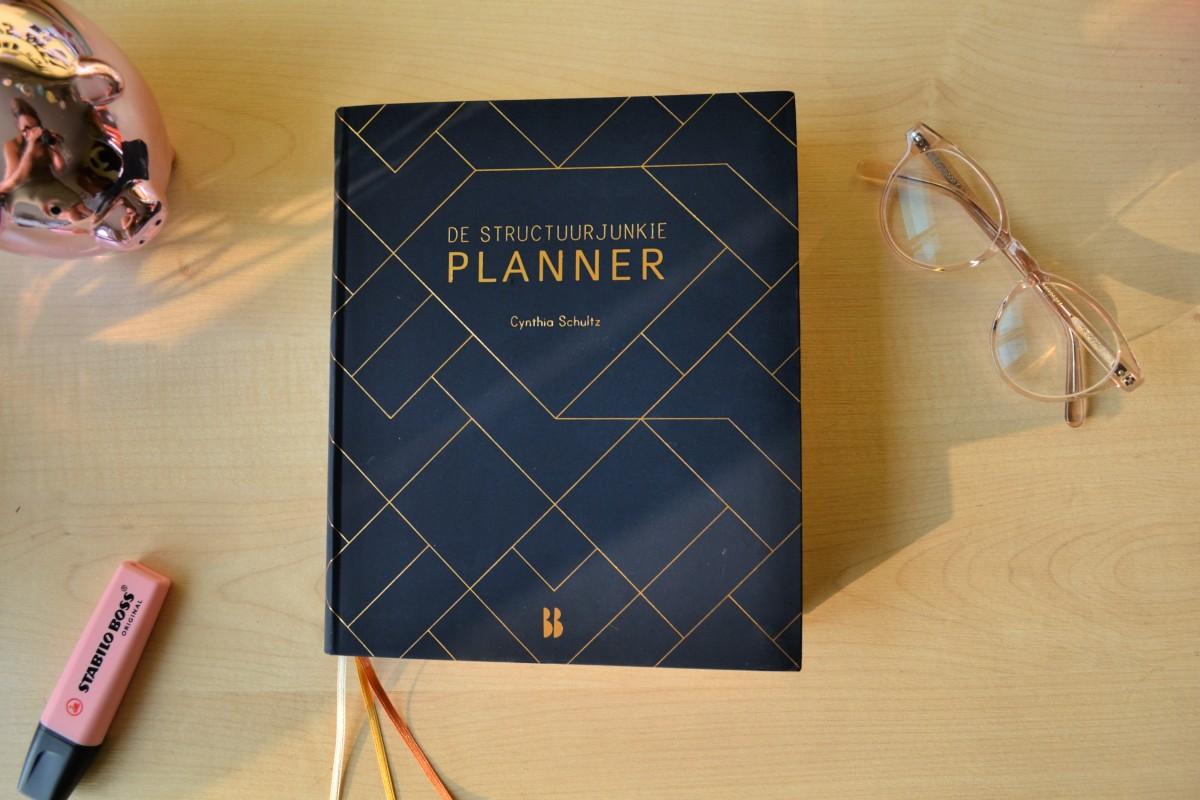 REVIEW | Structuurjunkie planner