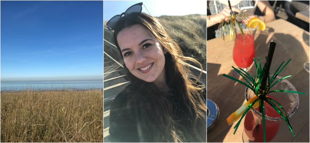 DIARY week 9 | Volop genieten van de zon
