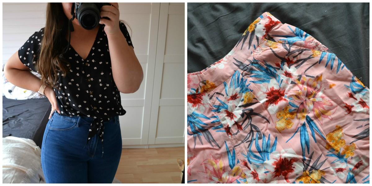nieuwe zomerkleding