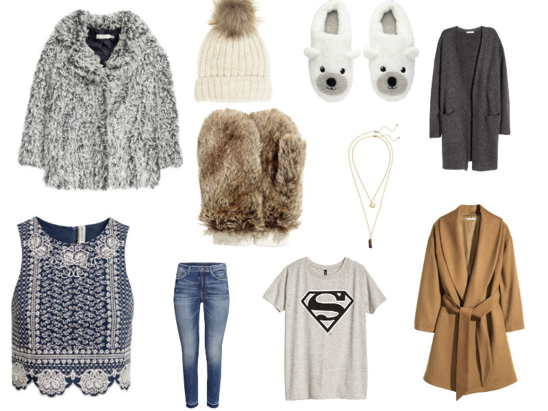 H&M SALE – 10 leukste items