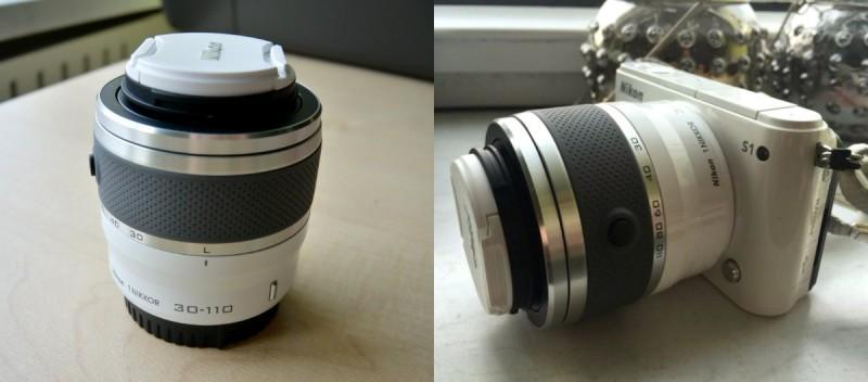 Een nieuwe lens voor mijn Nikon 1 (30-110mm) + foto's