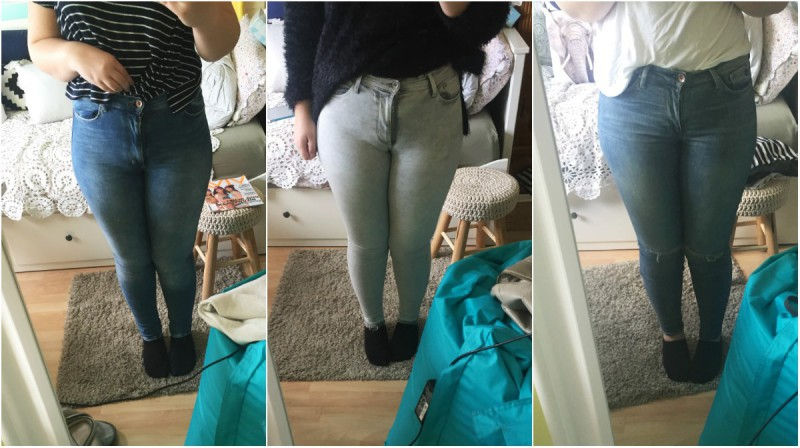 H&M Shaping Jeans – Mijn favoriete jeans