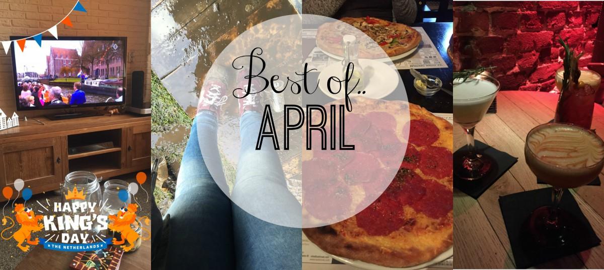 Best of.. #3 April