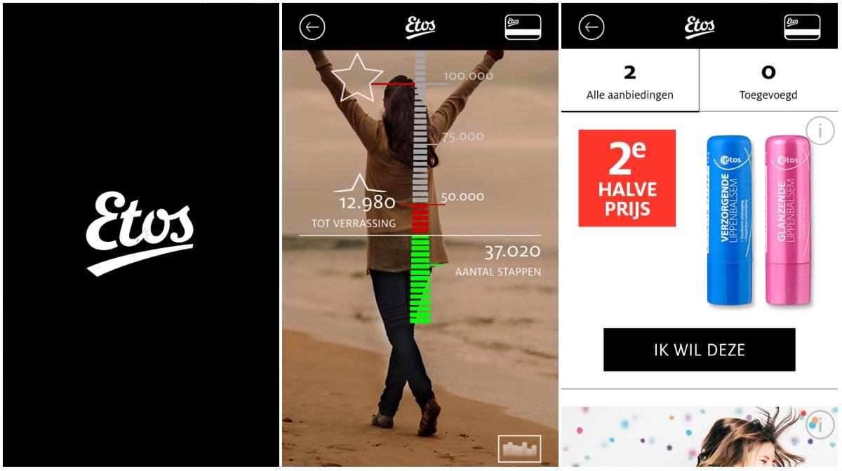 Favoriet – Etos app