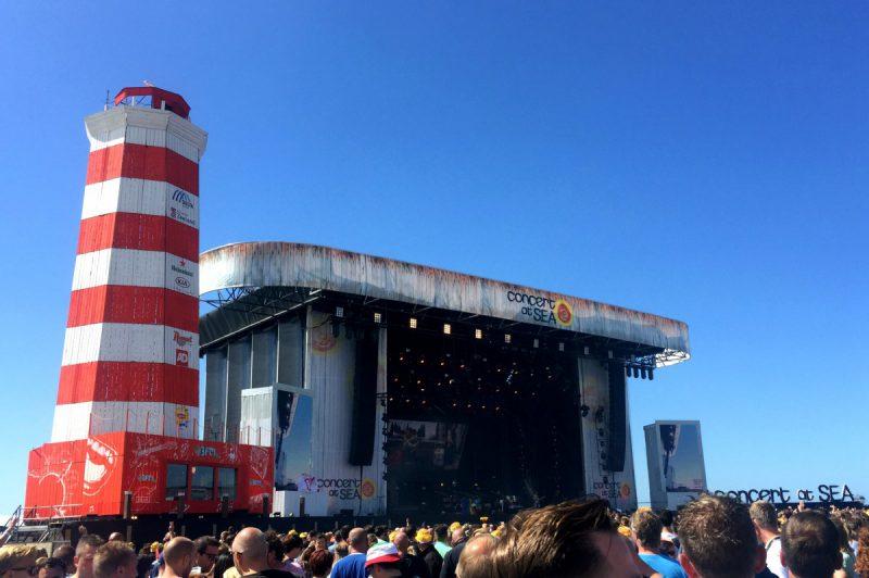 PLOG: Dagje Concert at Sea