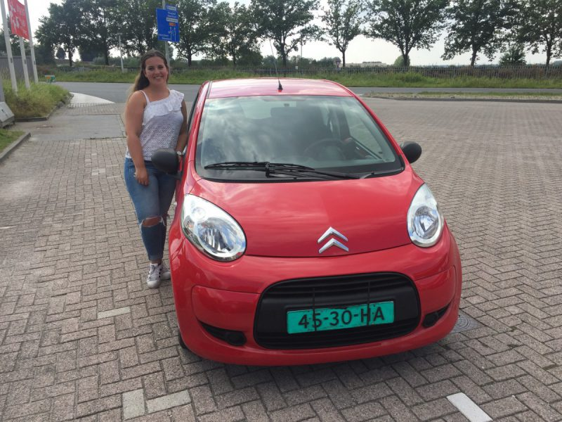 Ik heb een auto gekocht!
