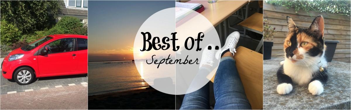 Best of.. #8 September