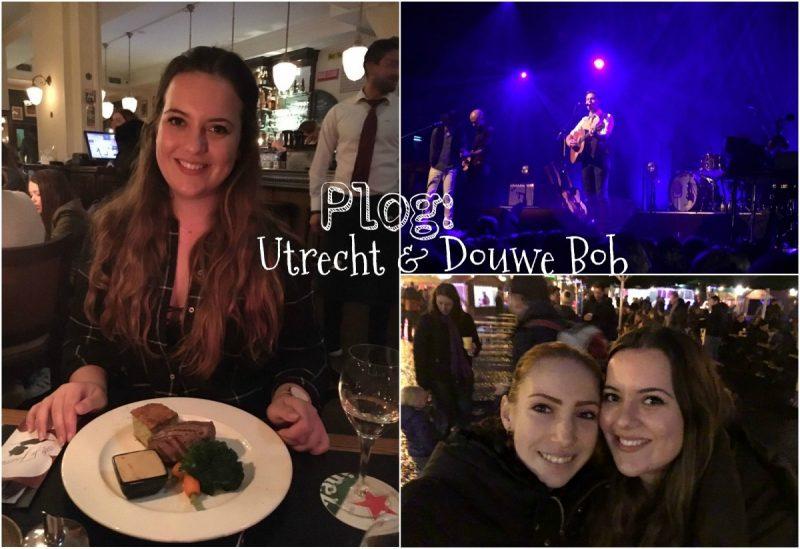 PLOG: Utrecht & Douwe Bob
