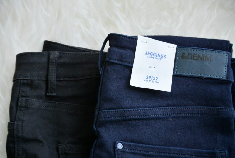 High waisted jegging H&M