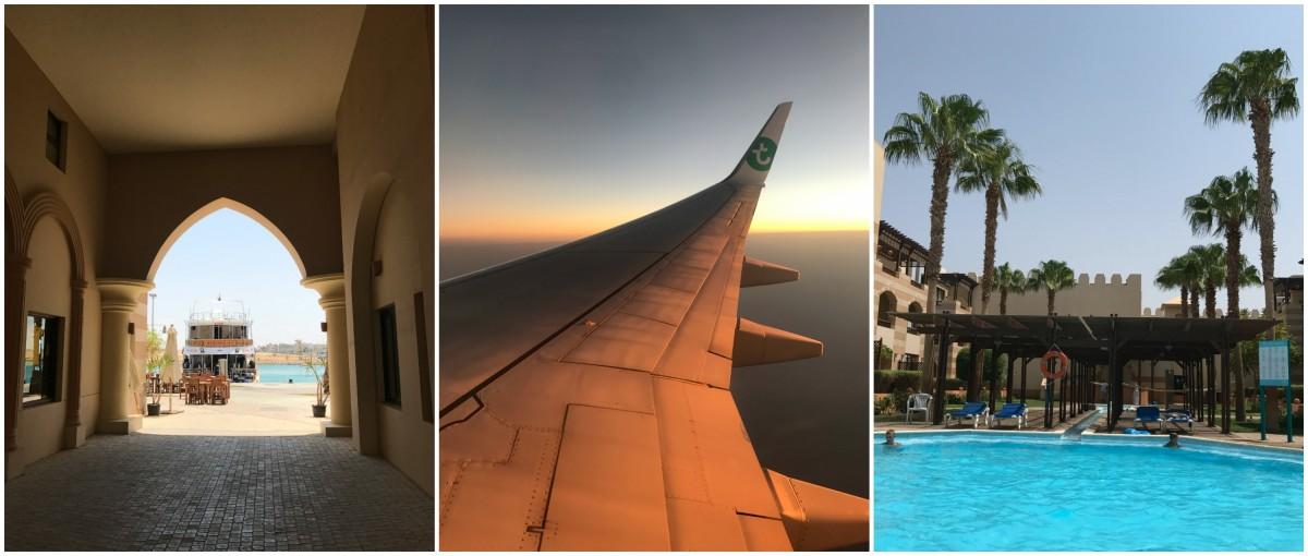 Onze vakantie in Egypte – deel 1