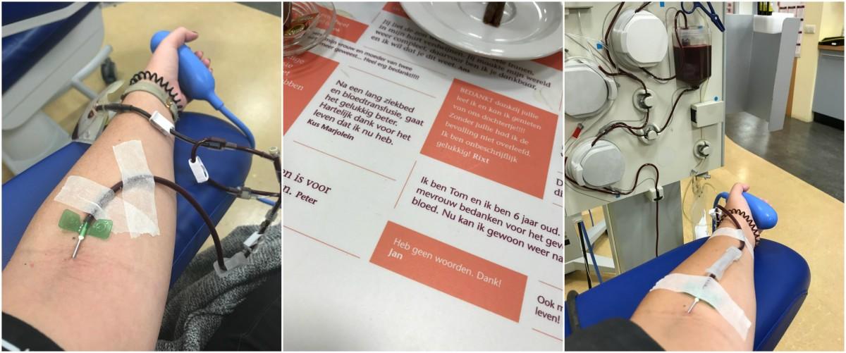 Plasmadonor | Mijn ervaring met bloedplasma geven