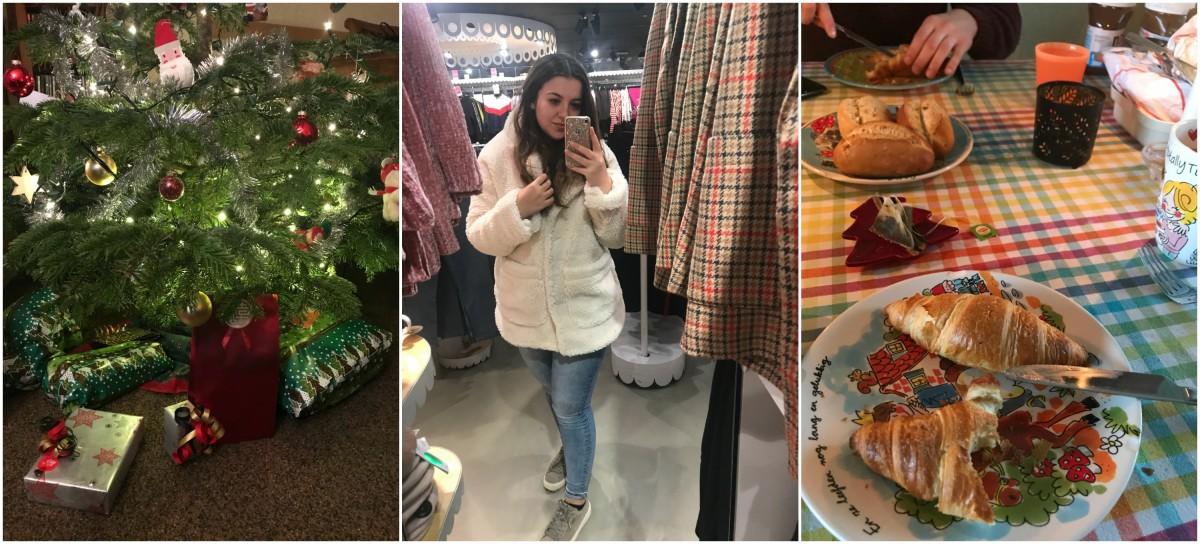 DIARY week 51+52 | Een hele fijne kerst & nieuwe fluffy jas