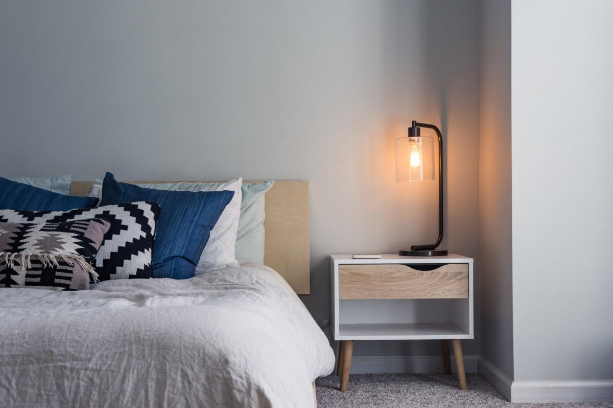 Hoe maak je van je slaapkamer een fijne plek?