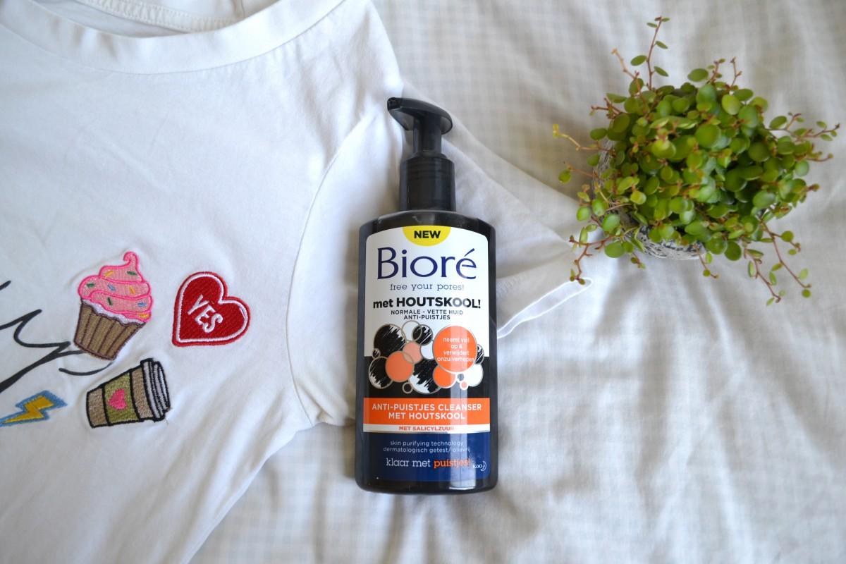 REVIEW | Bioré cleanser tegen puistjes